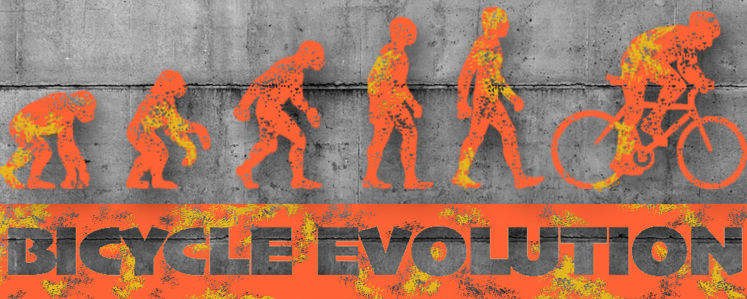 Bicycle Evolution Logo